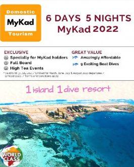 6D5N MyKAD 2022 – Layang-Layang, Sabah