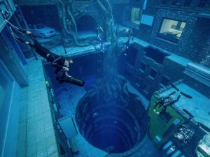 Read more about the article World's deepest pool for diving opens in Dubai